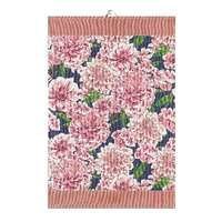 Dahlia Tea Towel 40x60