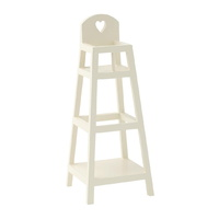High Chair My White