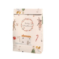 Gift Bag Cosy Christmas white
