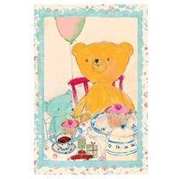 Bear Card w.envelope D