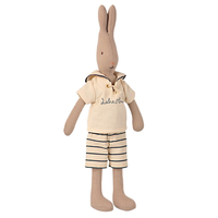 Rabbit Size 2 Sailor white-petrol