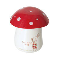 Bunny Honey melamine cup w-lid