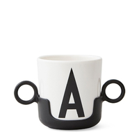 Handle For Cup Black