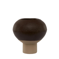 Hagi Vase Brown