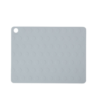 Dotto Placemat 2pk Pale Blue