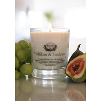 Candle Sml fig-grape