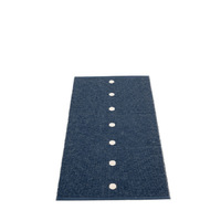Peg Rug Dark Blue