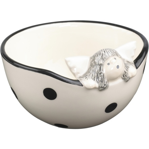 Peek-a-Boo Angel Bowl